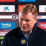 HLV Koeman: 'Barca sẽ bắn hạ PSG'