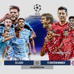 Trực tiếp Lazio vs Bayern Munich, 3h ngày 24/2