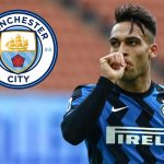 Pep Guardiola kéo Lautaro Matinnez về Man City
