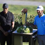 Max Homa vô địch giải đấu của Tiger Woods