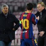 HLV Koeman: 'Kẻ hãm hại Messi không có tương lai ở Barca'