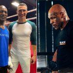 Tyson và Holyfield tích cực luyện công, chờ so găng 200 triệu USD