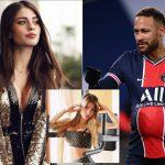 Neymar bị tố tán tỉnh bạn gái của sao Serie A