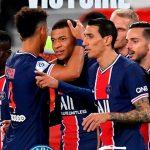 Mbappe ghi siêu phẩm, PSG thắng rửa mặt