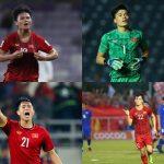 """Video đội hình 11 cầu thủ Việt tuổi Sửu cực """"khủng"""""""