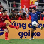 Thái Lan rèn quân đua với tuyển Việt Nam