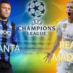 Trực tiếp Atalanta vs Real Madrid, 3h ngày 25/2