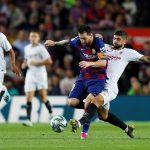 Trực tiếp Sevilla vs Barca, 22h15 ngày 27/2