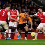 Trực tiếp Wolves vs Arsenal, 1h ngày 3/2