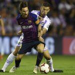 Lịch thi đấu bóng đá La Liga vòng 29