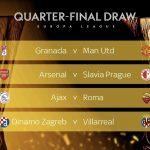 Trực tiếp bốc thăm Europa League: Fan MU thấp thỏm
