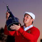 """""""Dị nhân"""" DeChambeau lần thứ 8 giành PGA Tour"""