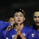 Video bàn thắng TPHCM 0-3 Hà Nội