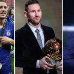 Eden Hazard tuyên bố 'ăn đứt' Ronaldo, chỉ thua Messi!