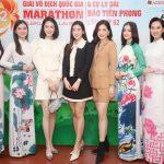 Dàn hoa hậu hâm nóng giải chạy lâu đời nhất Việt Nam