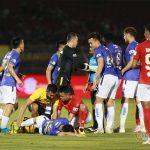 Kết quả TPHCM 0-3 Hà Nội: Chủ nhà thua tan nát, khách lên đỉnh