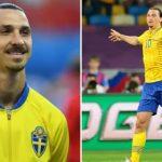 Ibrahimovic trở lại tuyển Thụy Điển sau gần 5 năm