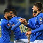 Italy khởi đầu như mơ tại vòng loại World Cup 2022