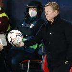 Barca tiếp đà thắng, HLV Koeman vẫn lo 'bay màu' trước PSG