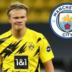 Man City dẫn đầu cuộc đua ký Haaland