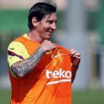 Messi khiến đồng đội choáng, không bao giờ tập sút phạt