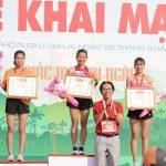 Nguyễn Thị Oanh lần thứ 5 vô địch giải chạy lâu đời nhất Việt Nam