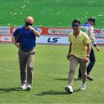 Thầy Park làm 'lộ' căn cứ tập của tuyển Việt Nam, chuẩn bị đi UAE