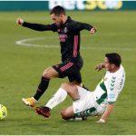 Trực tiếp Real Madrid vs Elche, 22h15 ngày 13/3