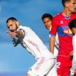 Kết quả Real Madrid vs Elche: Benzema lên đồng, ngôi nhì đổi chủ