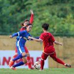 """Săn """"ngọc thô"""" từ giải bóng đá nữ U19 quốc gia"""