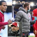 Van Dijk sẵn sàng cãi lời Klopp, đòi đá Euro 2021