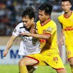 Trực tiếp HAGL vs Nam Định, 17h ngày 12/4