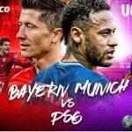 Trực tiếp Bayern Munich vs PSG, 2h ngày 8/4