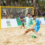 Chào hè rực rỡ với Lễ hội bóng đá biển Huda trên cát Mỹ Khê Đà Nẵng