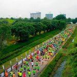 Đường chạy xanh cho người yêu thiên nhiên ở Ecopark