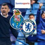 Trực tiếp FC Porto vs Chelsea, 2h ngày 8/4