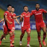Kết quả Hà Nội 0-1 Viettel: Trong Hoàng giúp ĐKVĐ xóa dớp