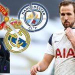 Harry Kane bị Tottenham chặn đường đến MU, Man City