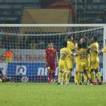 Kết quả Nam Định 1-0 SLNA: Phút cuối định mệnh