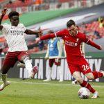 Nhận định Arsenal vs Liverpool: Oan gia ngõ hẹp