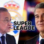 UEFA cảnh báo loại Barca và Real Madrid khỏi Champions League
