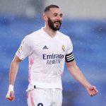 Benzema lập công, Real Madrid khiêu chiến Liverpool