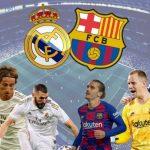 Trực tiếp Real Madrid vs Barcelona, 2h ngày 11/4