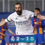 Kết quả Real Madrid vs Barca: 3 điểm nghẹt thở sau trận thủy chiến