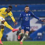"""Thi đấu """"vô hồn"""", Chelsea bị Brighton cầm chân"""