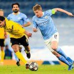 Trực tiếp Dortmund vs Man City, 2h ngày 15/4