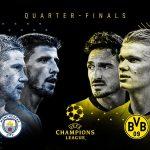 Trực tiếp Man City vs Dortmund, 2h ngày 7/4