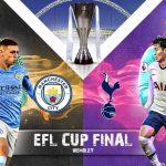 Trực tiếp Man City vs Tottenham, 22h30 ngày 25/4
