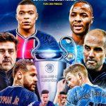 Trực tiếp PSG vs Man City, 2h ngày 29/4