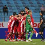 Kết quả Viettel 3-0 Sài Gòn: Vũ Minh Tuấn và Trọng Hoàng tỏa sáng